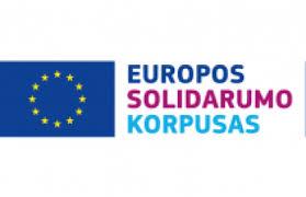Europos solidarumo korpuso savanorystės projektas